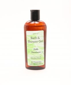 bath shower gel hello handsome 8oz
