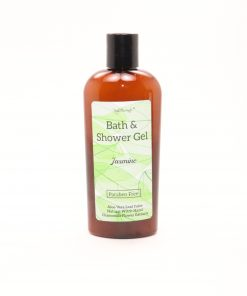 bath shower gel jasmine 8oz
