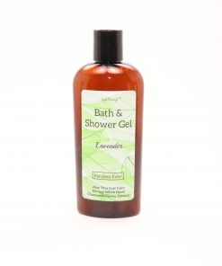 bath shower gel lavender 8oz