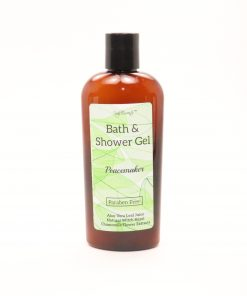 bath shower gel peacemaker 8oz