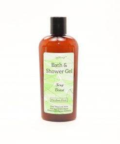 bath shower gel sexy beast 8oz