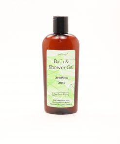 bath shower gel southern sass 8oz