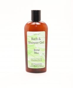 bath shower gel spring bliss 8oz