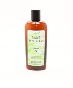 shower bath gel sweet fig 8oz