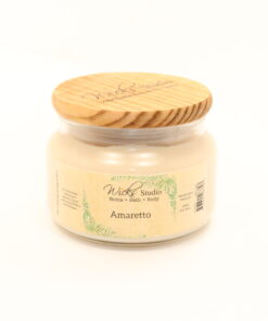 comfort candle amaretto 10oz