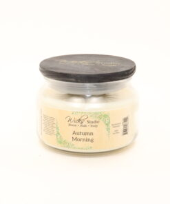 comfort candle autumn morning 10 oz