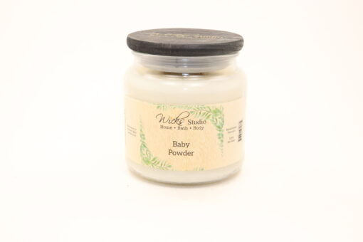 comfort candle baby powder 16oz