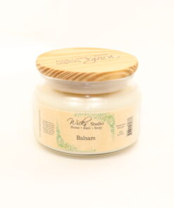 comfort candle balsam 10oz