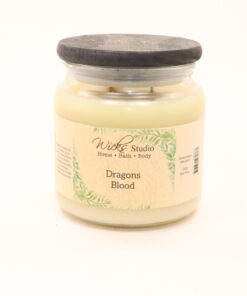 comfort candle dragons blood 16oz