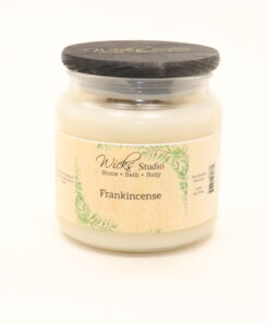 comfort candle frankincense 16o
