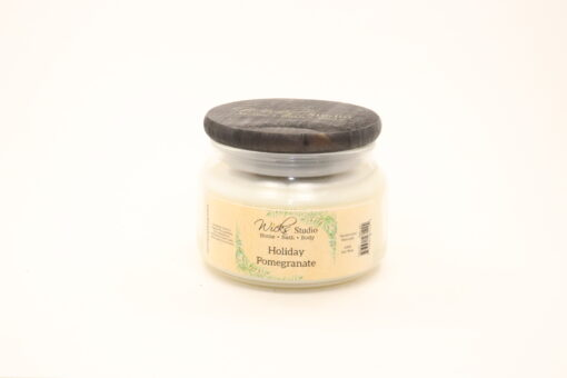 comfort candle holiday pomegranate 10oz