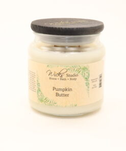 comfort candle pumpkin butter 16oz