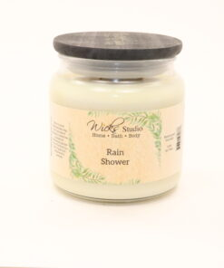 comfort candle rain shower 16oz