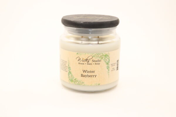 comfort candle winter bayberry 16oz