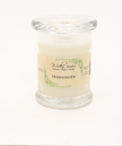 status candle honeysuckle 8oz