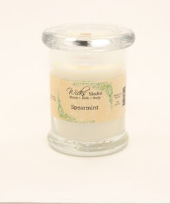 status candle spearmint 8oz