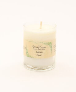 votive candle asian pear 3oz