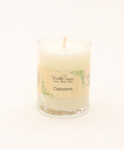 votive candle cashmere 3oz