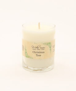 votive candle christmas tree 3oz