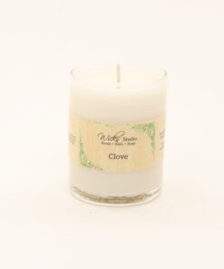 votive candle clove 3oz