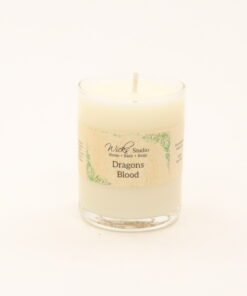 votive candle dragons blood 3oz