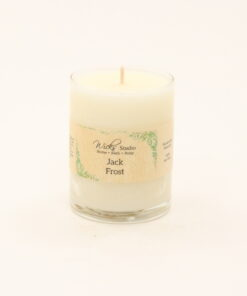 votive candle jack frost 3oz