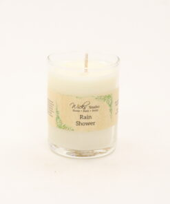 votive candle rain shower 3oz