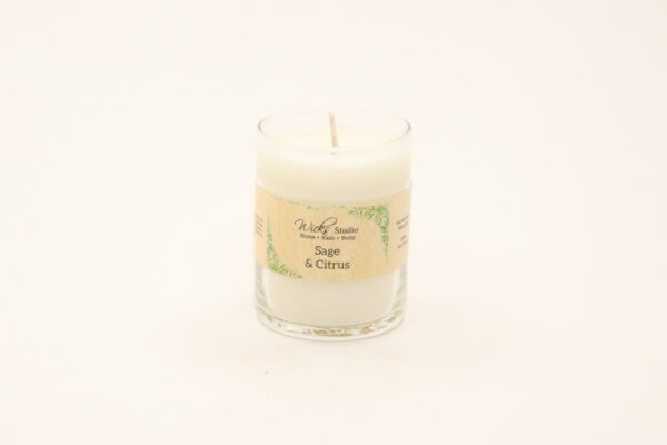 votive candle sage citrus 3oz