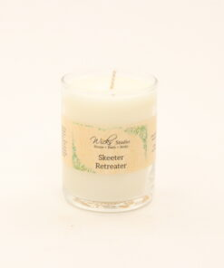 votive candle skeeter retreater 3oz