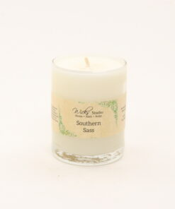 votive candle southern sass 3oz