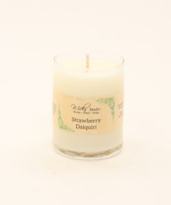 votive candle strawberry daiquiri 3oz