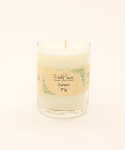 votive candle sweet fig 3oz