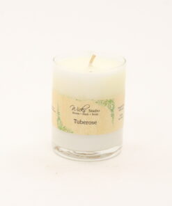 votive candle tuberose 3oz