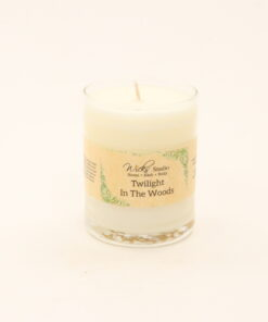votive candle twilight in the woods 3oz