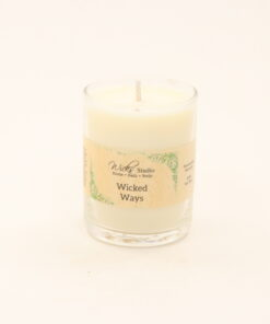 votive candle wicked ways 3oz