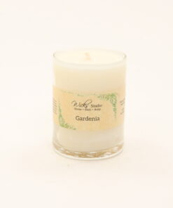 votive candle gardenia 3oz