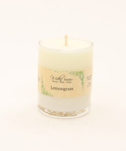 votive candle lemongrass 3oz