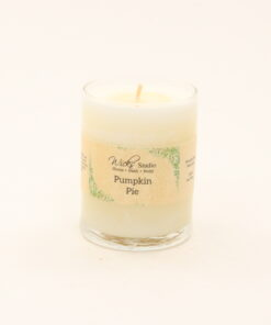 votive candle pumpkin pie 3oz