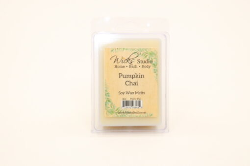 3oz break apart melts pumpkin chai