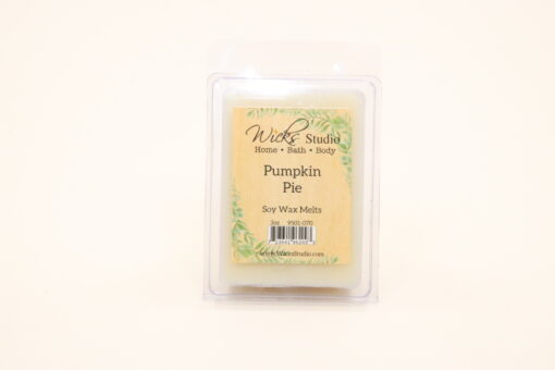 3oz break apart melts pumpkin pie