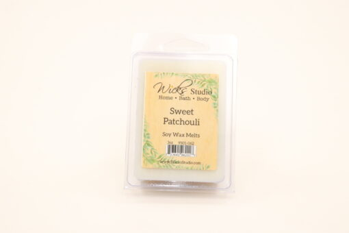 3oz break apart melts sweet patchouli