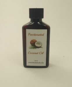fractionated coconut oil 100ml