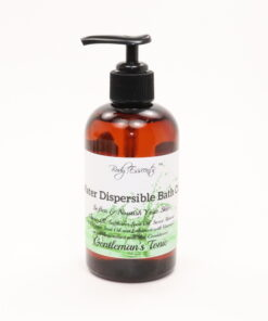 bath oil gentlemans tonic 8oz