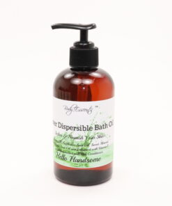 bath oil hello handsome 8oz