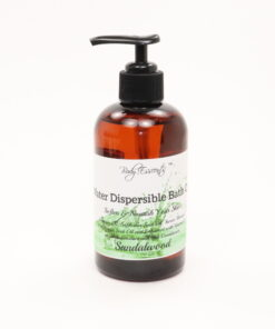 bath oil sandalwood 8oz