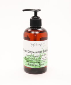 bath oil southern sass 8oz