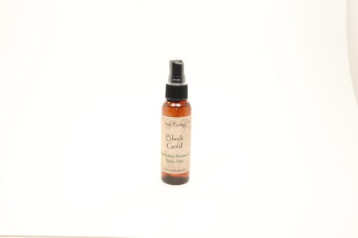 hydrating botanical body mist black gold 2oz