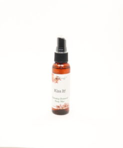 hydrating botanical body mist kiss it 2oz