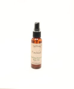 hydrating botanical body mist patchouli gents 2oz