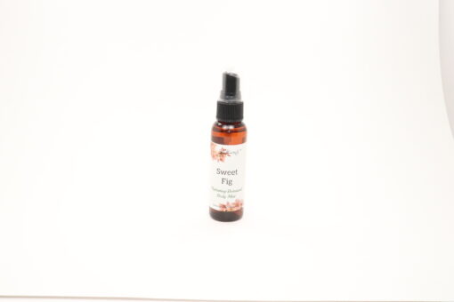 hydrating botanical body mist sweet fig 2oz